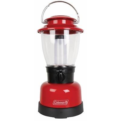 Coleman Classic 400 Lumens LED Lantern - Red