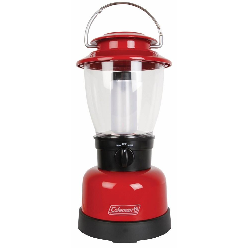Coleman Classic 400 Lumens Led Lantern Red