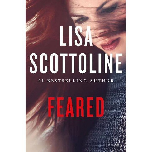 Feared - (Rosato & Dinunzio Novel) by  Lisa Scottoline (Hardcover) - image 1 of 1