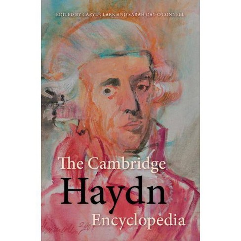 The Cambridge Haydn Encyclopedia - (Hardcover) - image 1 of 1