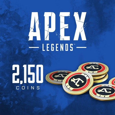 Apex Legends: 2,150 Coins - PlayStation 4 (Digital)