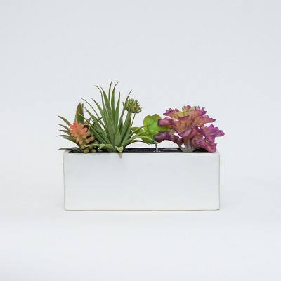 Artificial Plant Mixed Varietal - Lloyd & Hannah
