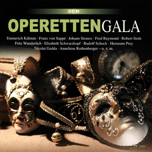 Various - Operettengala (CD) - image 1 of 1