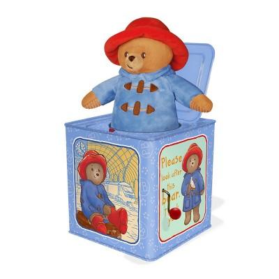 YOTTOY Paddington for Baby Jack-in-the-Box