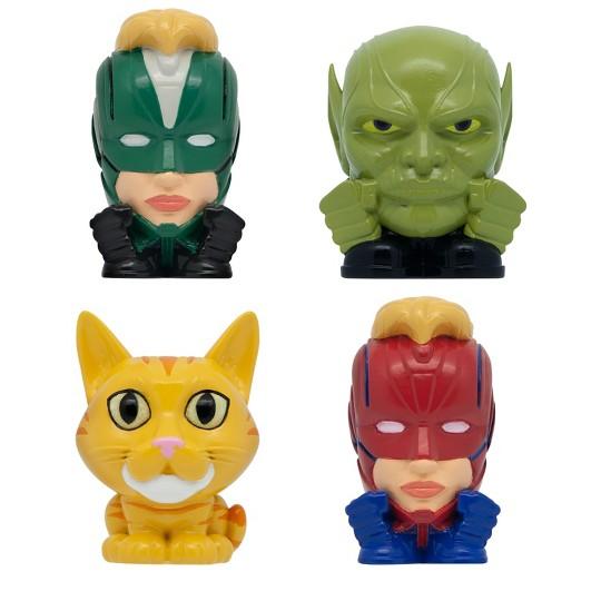 Mash'ems Captain Marvel, mini figures image number null
