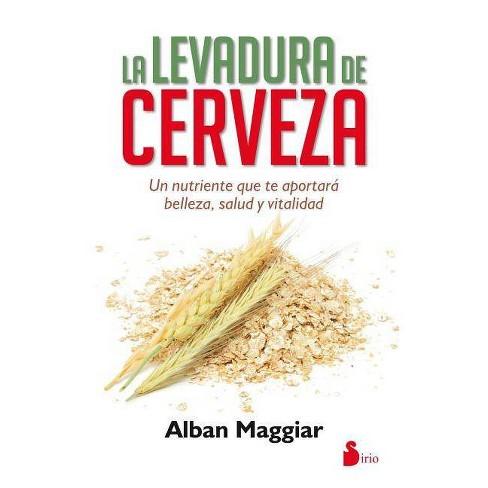 La Levadura de Cerveza - by  Alban Maggiar (Paperback) - image 1 of 1