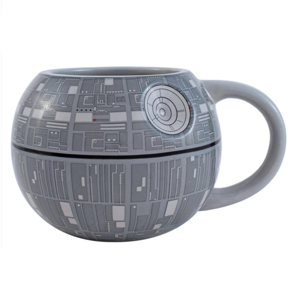 Drinkware Star Wars Death Star Irish Coffee Mug, Multi-Colored