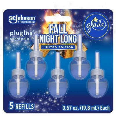 Glade Piso Refills - Fall Night Long - 5ct