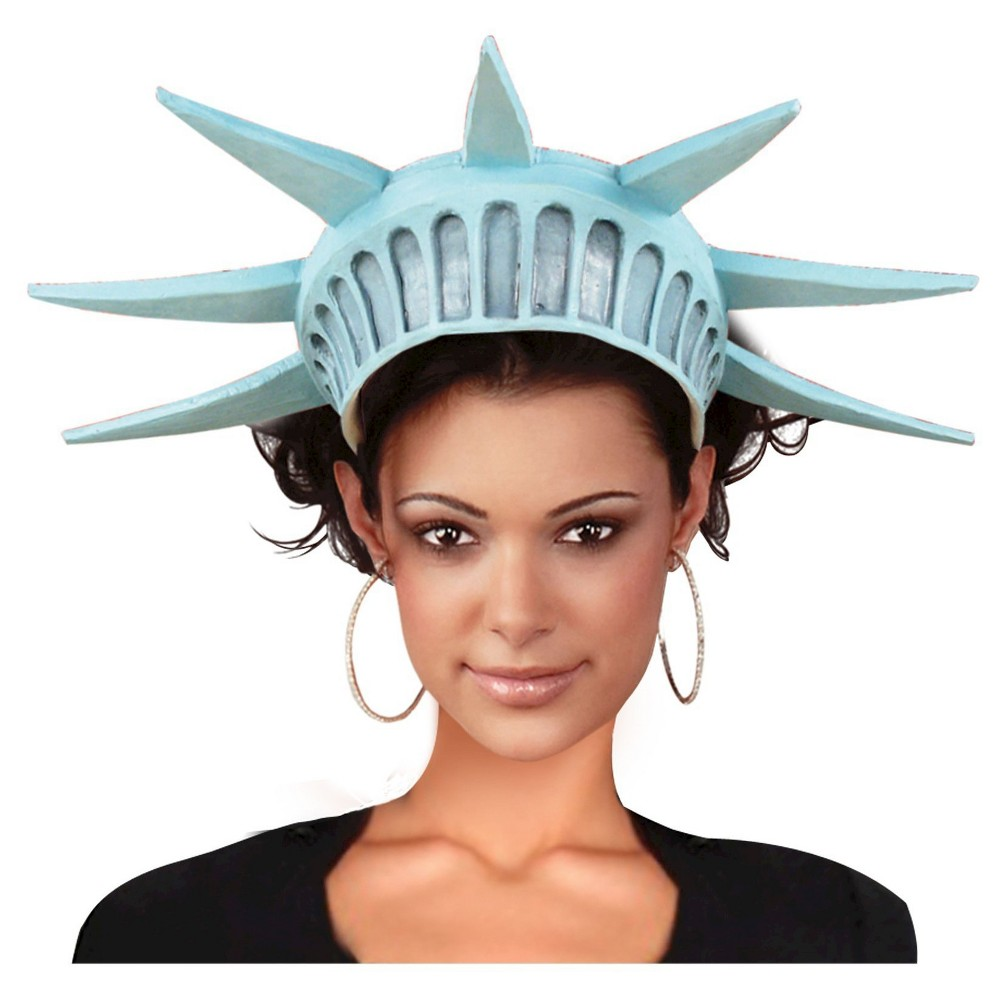 Image of Halloween Statue Of Liberty Tiara, Size: One Size