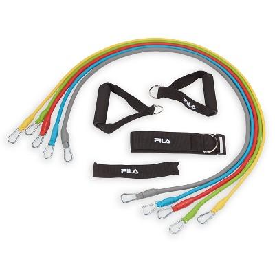 Fila Total Body Resistance Band Kit