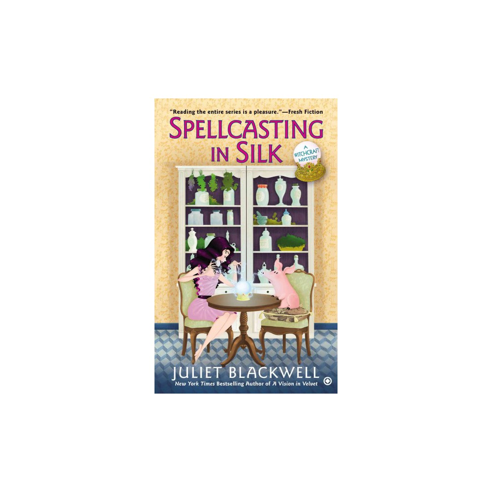 Spellcasting in Silk (Paperback)