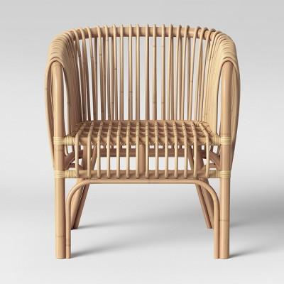 Isabella Rattan Barrel Arm Chair - Opalhouse™