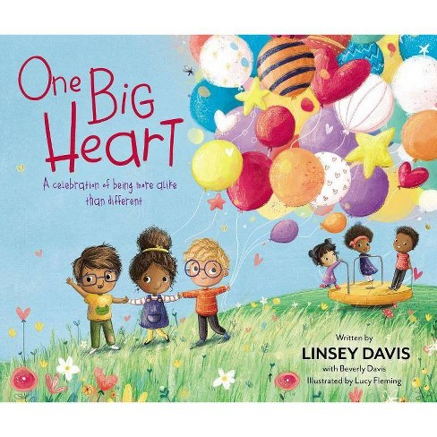 One Big Heart - by  Linsey Davis (Hardcover) - image 1 of 1