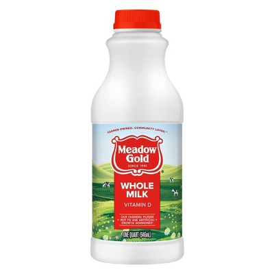 Meadow Gold Vitamin D Milk - 1qt