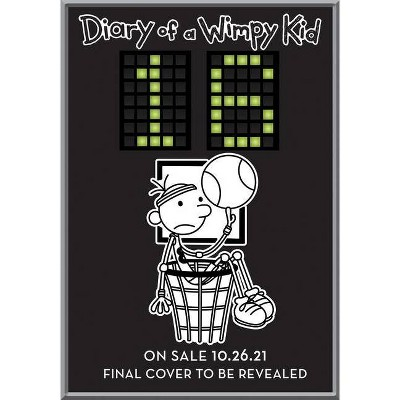 Diary of a Wimpy Kid: Book 16 - by Jeff Kinney (Hardcover)