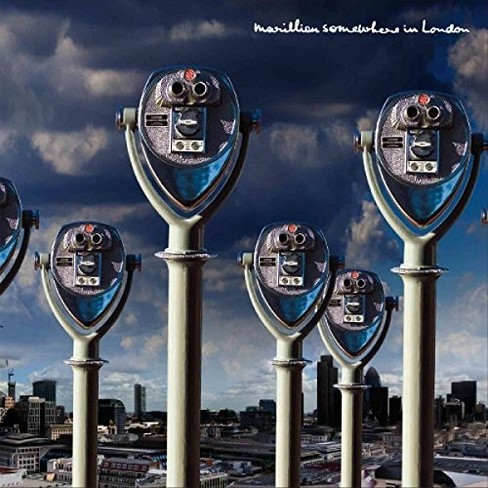 Marillion - Somewhere in london (CD) - image 1 of 1