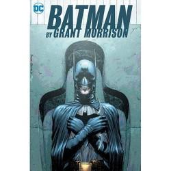 Batman by Grant Morrison Omnibus Vol. 2 - (Hardcover)
