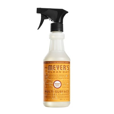 Mrs. Meyer's Clean Day All Purpose Cleaner - Orange Clove - 16 fl oz