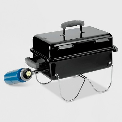 Weber Go-Anywhere Gas Grill Model 1141001