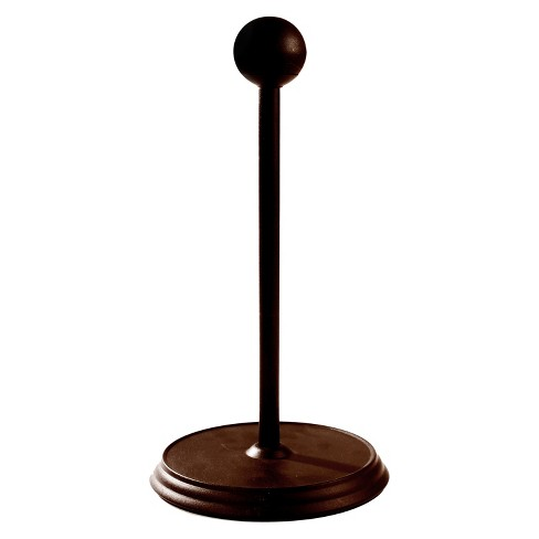 Luna Paper Towel Holder Bronze