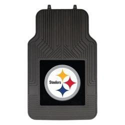 NFL Pittsburgh Steelers Automotive Floor Mat