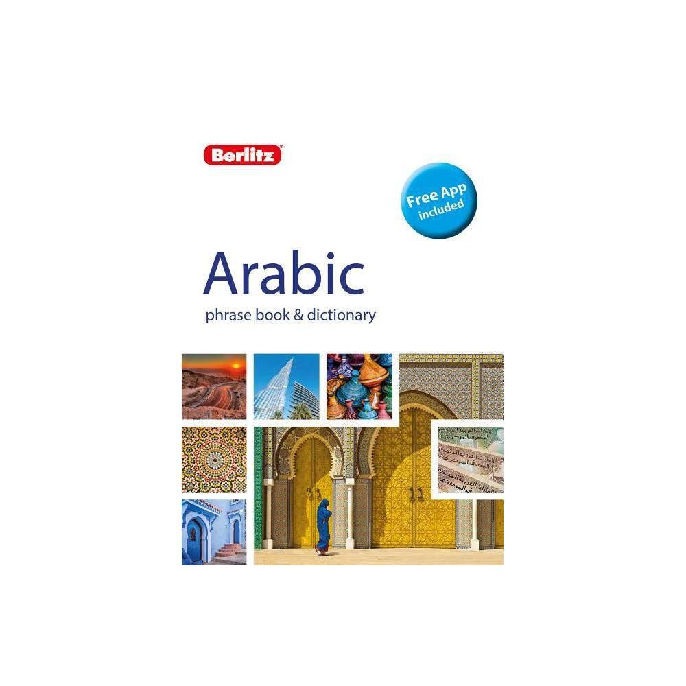 Image of Berlitz Phrase Book & Dictionary Arabic (Bilingual Dictionary) - (Berlitz Phrasebooks)(Paperback)