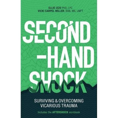 Second-Hand Shock - by  Vicki Carpel Miller & Ellie Izzo (Paperback)