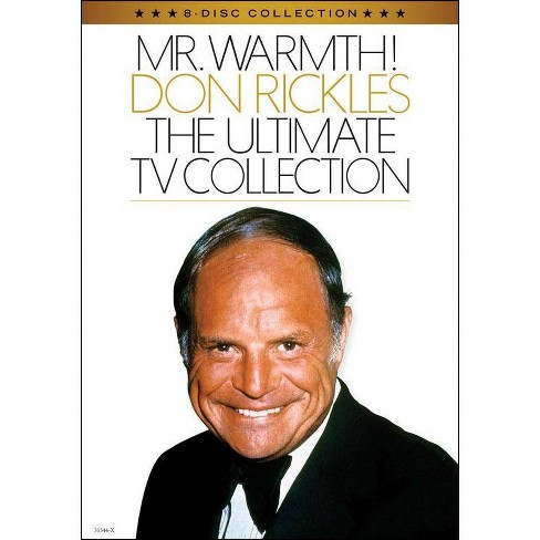 Mr. Warmth! Don Rickles: The Ultimate Tv Collection (DVD) - image 1 of 1