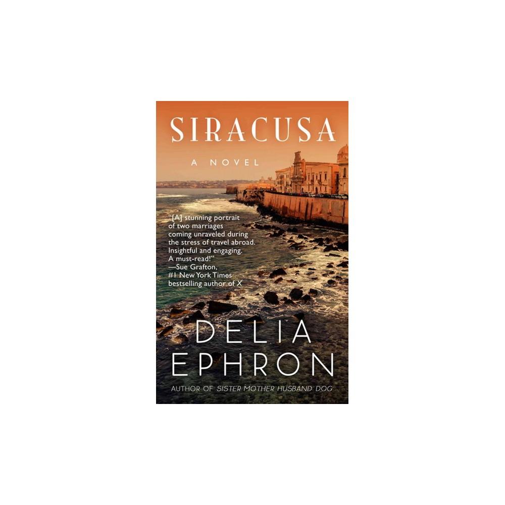 Siracusa (Large Print) (Hardcover) (Delia Ephron)