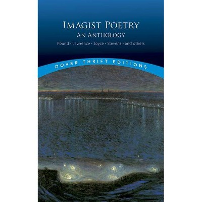 Imagist Poetry - (Dover Thrift Editions) by  Bob Blaisdell (Paperback)