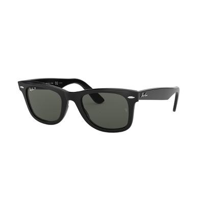 Ray-Ban RB2140 50mm Original Wayfarer Unisex Square Sunglasses Polarized