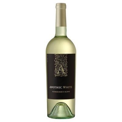 Apothic White Blend White Wine - 750ml Bottle