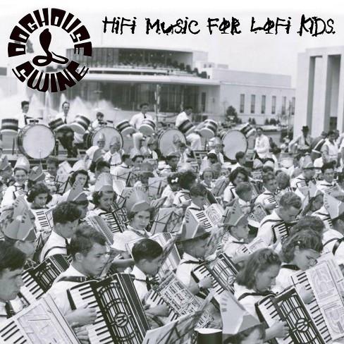 Doghouse Swine - Hifi Music For Lofi Kids (CD) - image 1 of 1