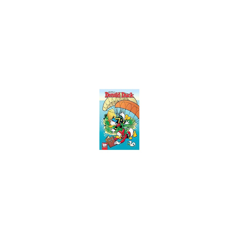 Donald Duck Timeless Tales 1 (Hardcover) (Romano Scarpa & Bruno Sarda & Kirsten de Graaff & Francois