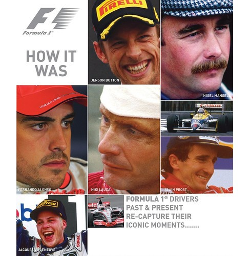 F1:How It Was (Blu-ray) - image 1 of 1