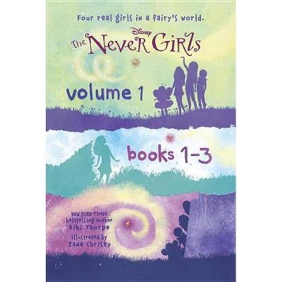 Never Girls Books 1-3 by Kiki Thorpe (Hardcover)