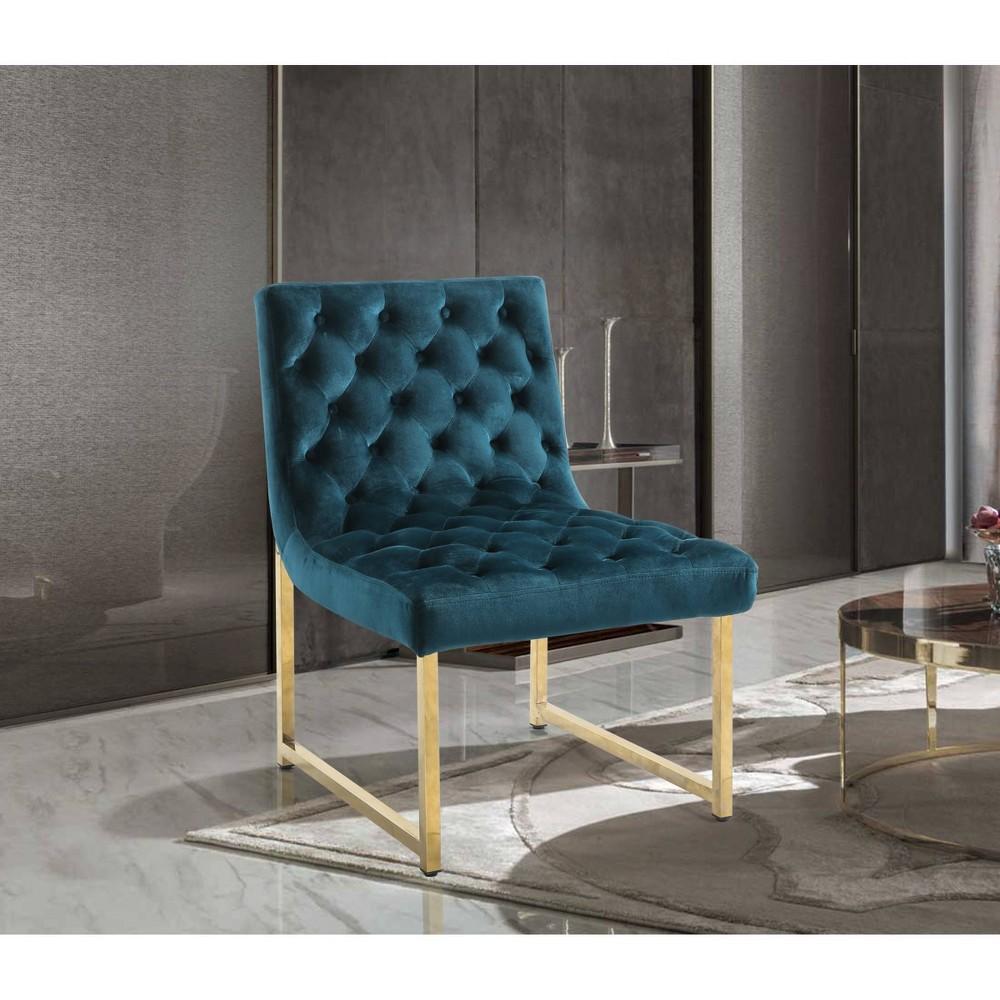 Tatiana Accent Chair Green Chic Home Design