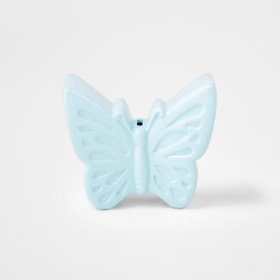 Butterfly Coin Bank Blue - Pillowfort™