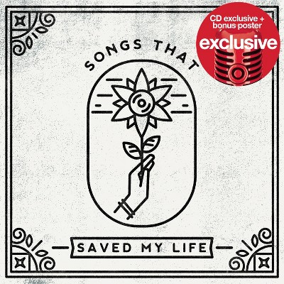 Various Artists Songs That Saved My Life (Target Exclusive) (CD)