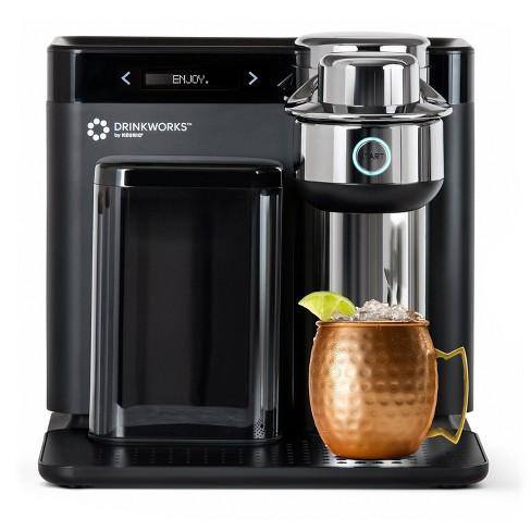 Drinkworks Home Bar by Keurig Single-Serve Pod-Based Premium Cocktails, Spirits and Brews Maker - image 1 of 4