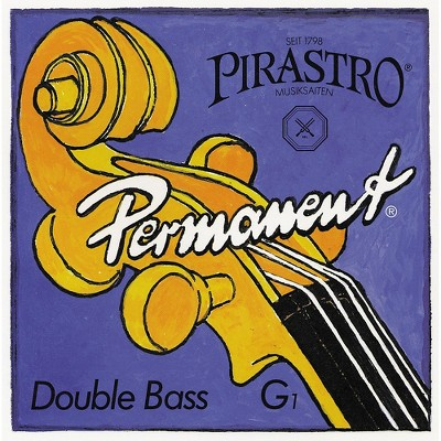 Pirastro Permanent Series Double Bass A String 3/4 Size