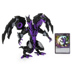 Bakugan Exclusive Deluxe Figure and Card - Nillious