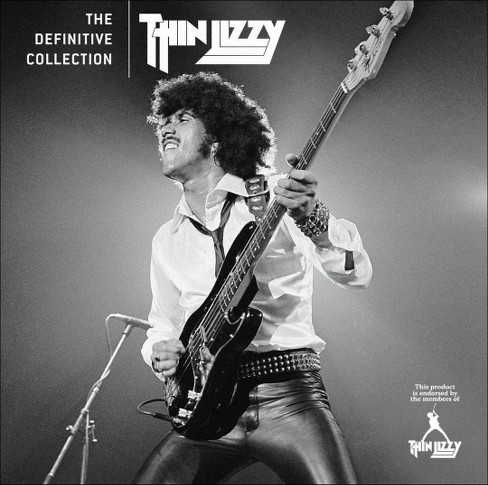 Thin lizzy - Definitive collection (CD) - image 1 of 1