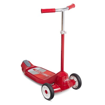 Radio Flyer Grow With Me Beginner Kick Scooter