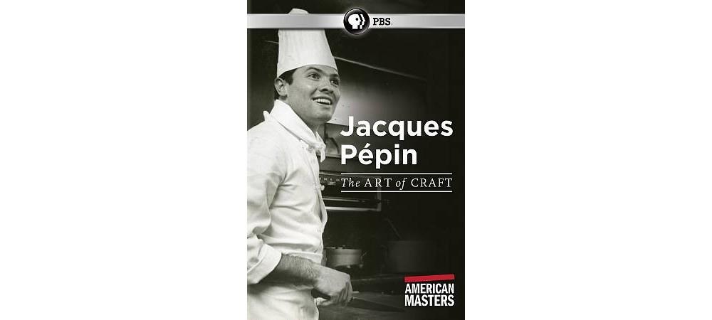 PBS American Masters:Jacques Pepin Art (Dvd)