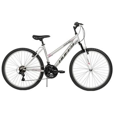 """Huffy Women's Highland 26"""" Mountain Bike - Silver"""
