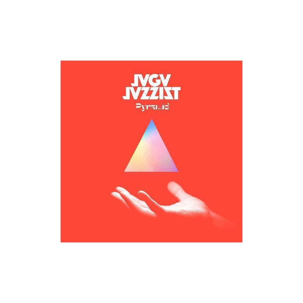 Jaga Jazzist Pyramind Cd