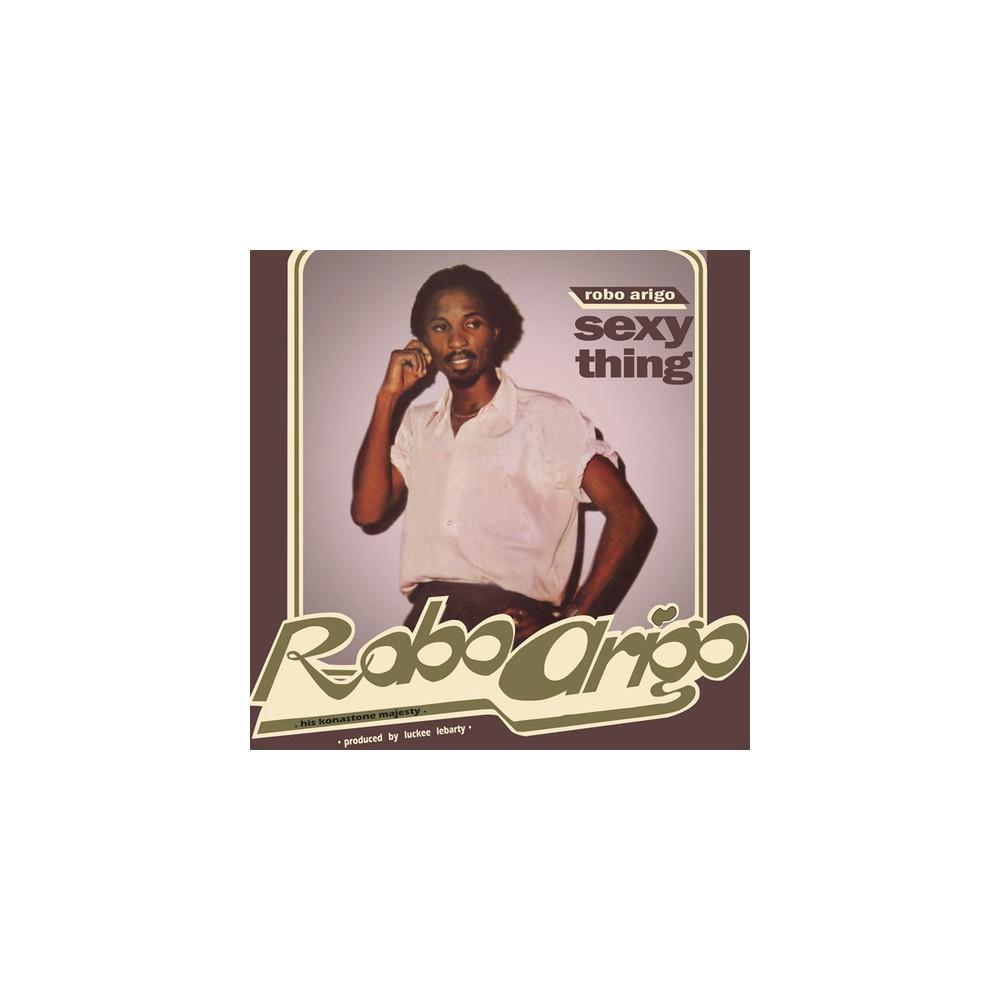 Robo Arigo - Sexy Thing (Vinyl)