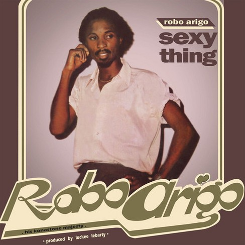 Robo Arigo - Sexy Thing (Vinyl) - image 1 of 1