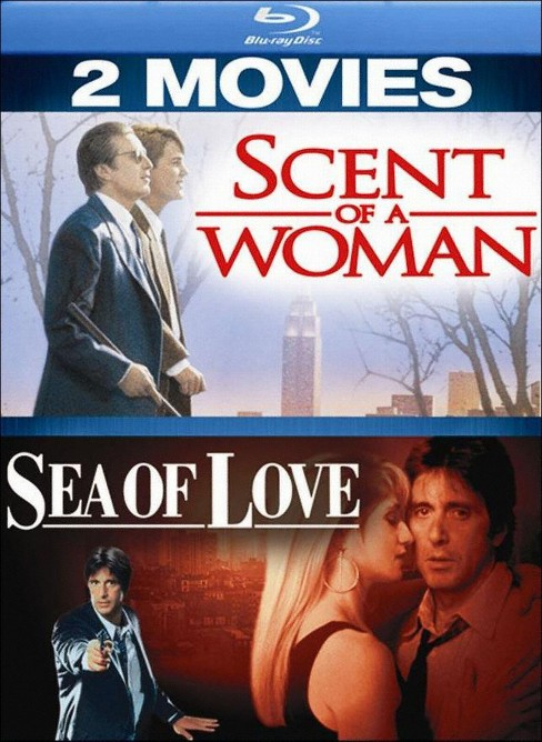 Scent of a woman/Sea of love (Blu-ray) - image 1 of 1